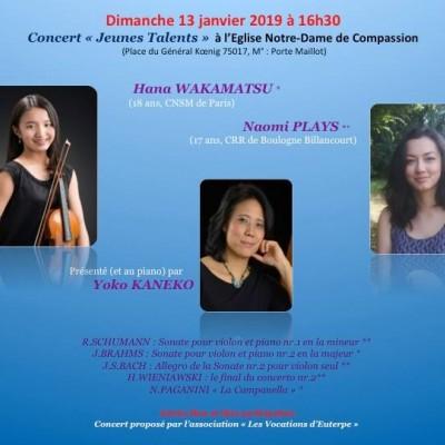 concert YK 13 01 19