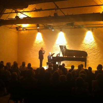 Shlomo Mintz Itamar Golan Nohant Festival Chopin